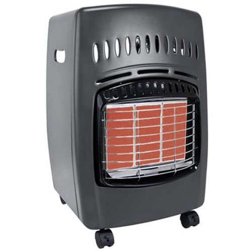 Comfort Glow GCH480 Propane(LP) Cabinet Heater (Flame Control Height Burner Variable)
