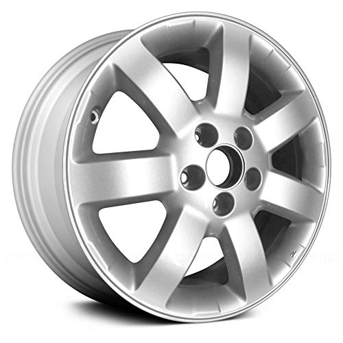 (Replacement 7 Spokes Silver Factory Alloy Wheel Fits Honda CR-V)