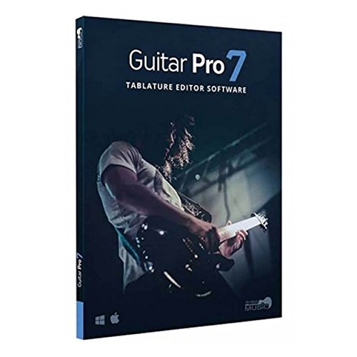 Guitar Software (Guitar Pro 7)