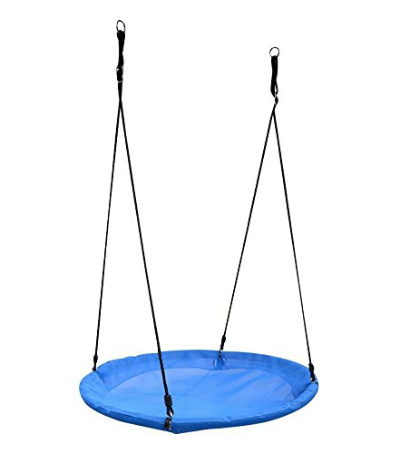 "Giant 40"" Saucer Swing For Kids 