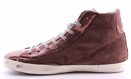 Zapatos Sneakers Hombre PHILIPPE MODEL Paris Classic High Mixage Mud Champ ITA