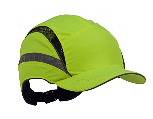 Scott Range HC23 FIRST BASE CAP HV YELLOW