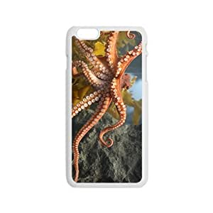 The Octopus Hight Quality Plastic Case for Iphone 6