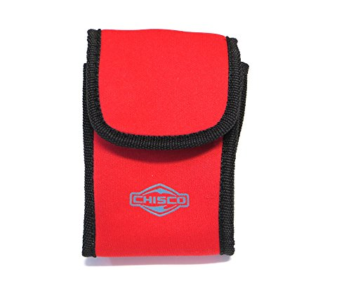 Chisco Tech/Camera Protective Carrying Case Neoprene Style for or most MP3 Players, Cameras, or mobile phones.