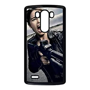 LG G3 Cell Phone Case Black Terminator H2R4S