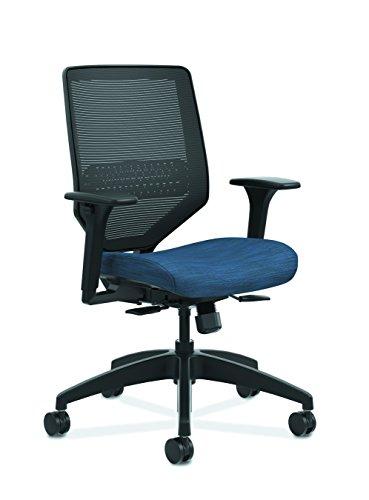 HON HONSVM1ALC90TK Solve Task Chair, Midnight COMP90