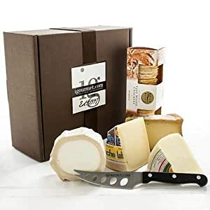 Sauvignon Blanc Gourmet Cheese Assortment in Gift Box