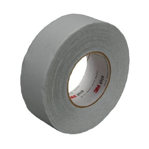 3M Cloth Gaffers Tape 6910 Silver, 48 mm x 54.8 m 12.0 mil (Pack of 1)