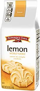 Pepperidge Farm Lemon Cookies, 6 Oz