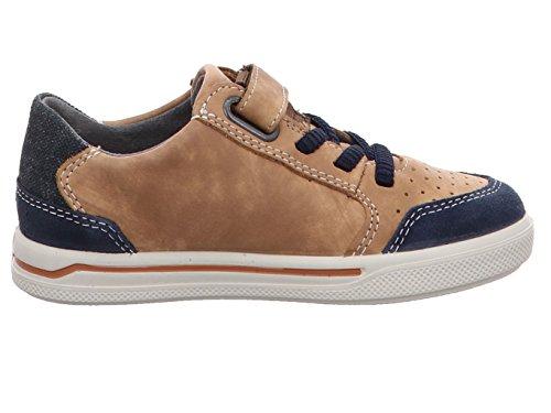 Ricosta Jungen Lon Sneaker Braun (Nougat)