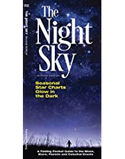 The Night Sky: A Folding Pocket Guide to the Moon, Stars, Planets and Celestial Events