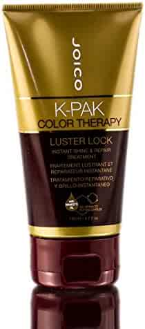 Joico K-Pak Color Therapy Luster Lock Instant Shine and Repair Treatment, 4.7 oz.