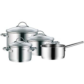 Amazon.com: WMF Provence Plus 7-Piece Cookware Set ...