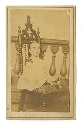 19th Century Child Portrait