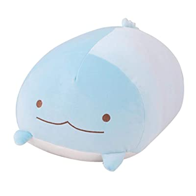 Mikucos San-x Sumikko Gurashi Cute Stuffed Pillow Doll Pillow Cushion Lizard 40cm 15.7inches: Toys & Games