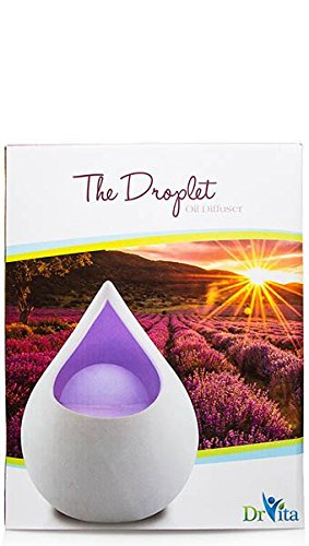 Nature's Lab Dr Vita Tear Drop Oil Diffuser, 3.5 Pound