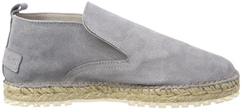 Ankle Blu Espadrillas Boot Donna 8003 denim Shabbies Amsterdam f8zqOO