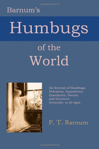 Download Barnum's Humbugs of the World pdf