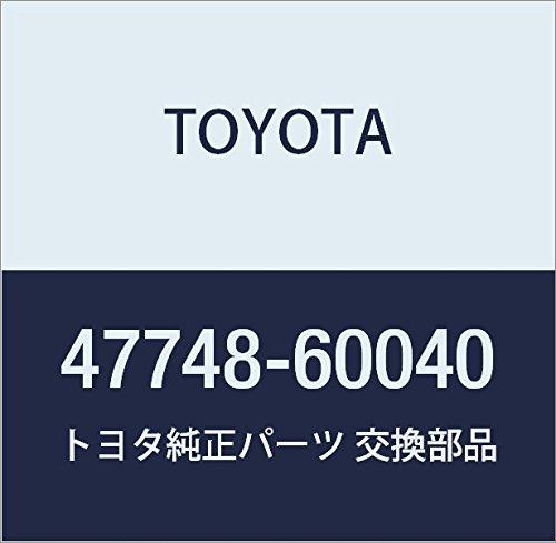 Toyota 47748-60040, Disc Brake Pad Retaining Clip