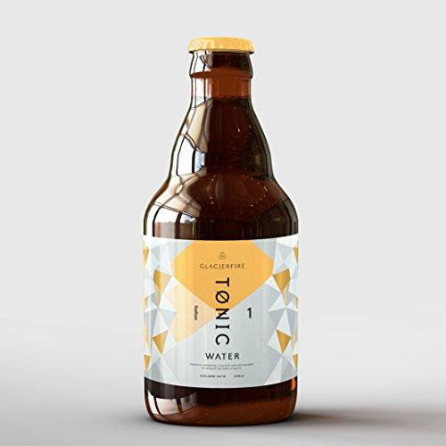 GlacierFire - Icelandic Tonic Water #1 - Indian - 330ml -