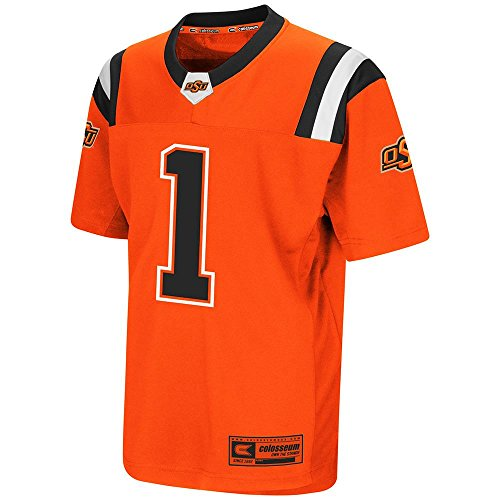 Youth Oklahoma State Cowboys Football Jersey - M