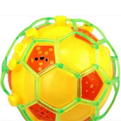 XuBa - 1 balón de fútbol electrónico con luz para Danza o balón de ...
