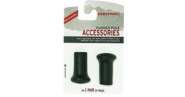 Amazon.com: Komperdell Flex Walk punta de goma para bastón ...