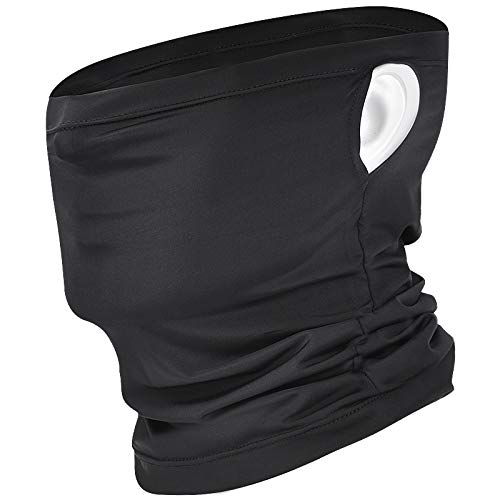 HASAGEI Funktionstücher Balaclava Halstuch Maske Schlauchschal UV-Schutz Atmungsaktiv Hochelastisch Hautfreundlich Outdoor Radsport Herren Damen