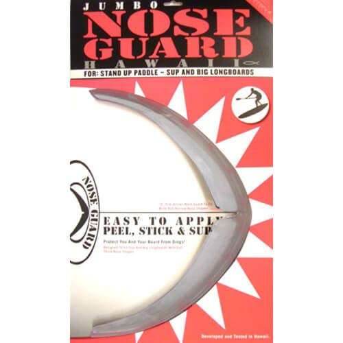 - Surfco SUP Jumbo Nose Guard - Clear