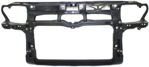 Crash Parts Plus Radiator Support Assembly for 1999-2005 Volkswagen (Volkswagen Jetta Car Radiator)