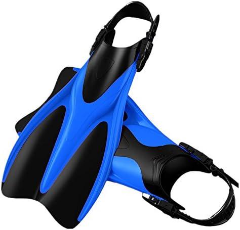 足ひれ 水泳のスノーケリングの水泳のための潜水ひれの足ひれのスノーケリングの水泳のひれ ダイビングフィン (Size : ML XL 41-45)