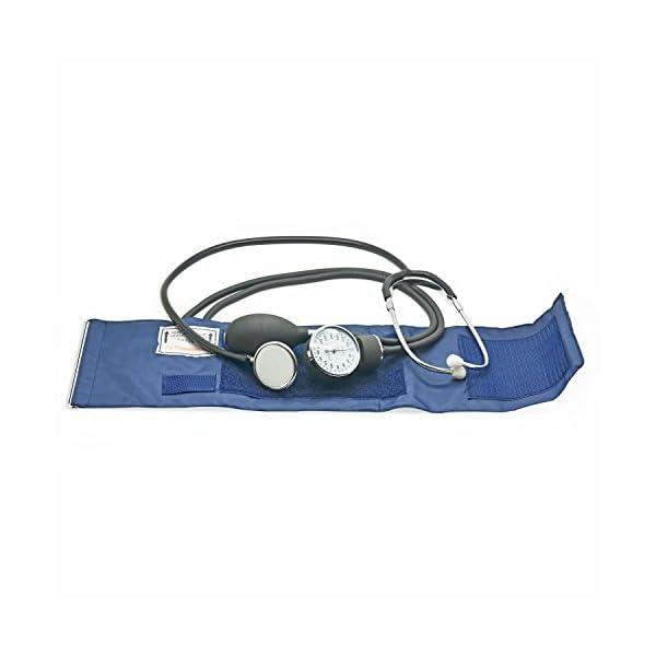 belmalia estetoscopio de doble cabezal, stetoskop, salvavidas Servicio, Baby, médico, práctica, Fasching, disfraz 4