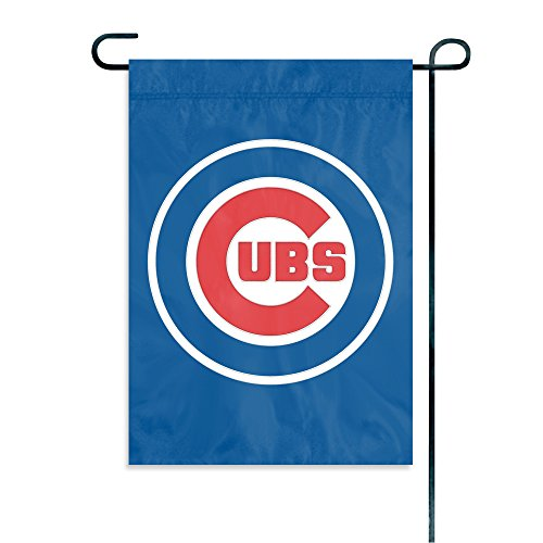 Party Animal MLB Chicago Cubs Garden Flag