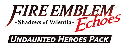Fire Emblem Echoes: Shadows of Valentia Undaunted Heroes Pack - 3DS [Digital Code]