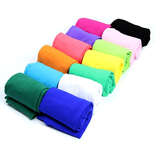 Kangnice® Baby Children Girls Kids Candy Color Tights Pants Trousers Velvet Pantyhose Underpants