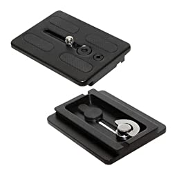 VariZoom Video Camera Tripod Lanc Control Kit, Includes VZTK75A Tripod System, VZRL100 Lens Control for LANC Cameras