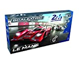 Scalextric Le Mans 24hr 1:32 Slot Car Race Track
