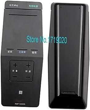 Calvas RMF-SD005 - Mando a distancia para Sony TV W950B W850B W800B 700B Touchpad NFC: Amazon.es: Bricolaje y herramientas