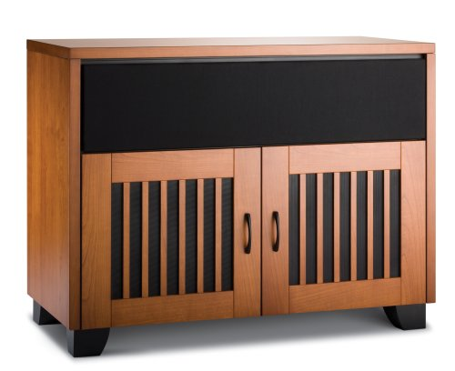 Salamander Chameleon Sonoma 329 Double Width A V Cabinet American Cherry