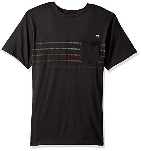 (Billabong Men's Spinner T-Shirt Black)