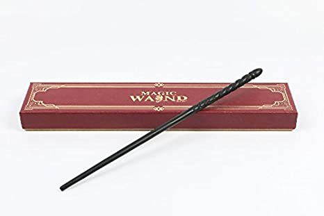 Free Bonus Collectible Trading Card Cultured Customs Magical Wand Replicas Albus Steel Core Cosplay Prop Collectible