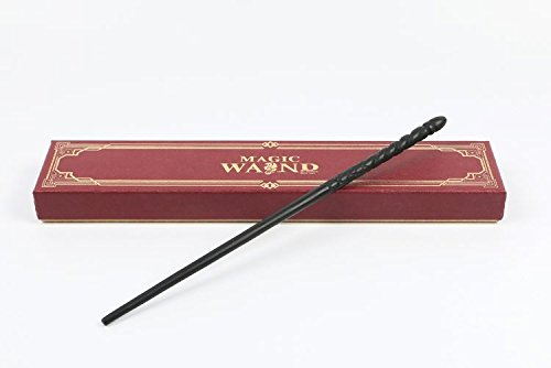Cultured Customs Magical Wand Replicas - Steel Core Cosplay Prop Collectible + Free Bonus Collectible Trading Card (Ginny)