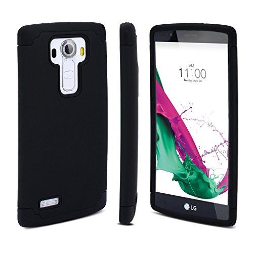 LG G4 Case, Jeylly(TM) LG G4 Bumper Case Plastic S…