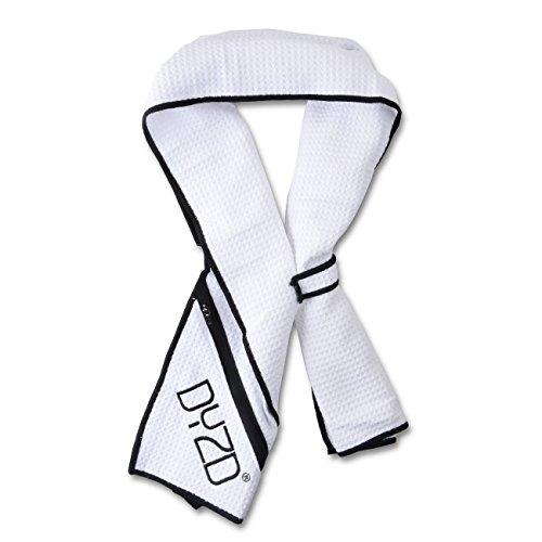 Sports Towel Multi-purpose Gym Towels with Zipper, Microfiber Walf Checks Material - Handy Mesh Carry Bag - Check Purpose Multi