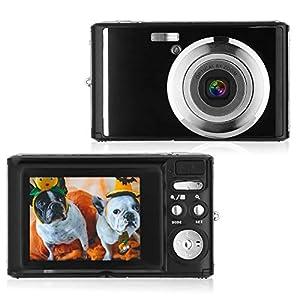 GordVE 2.7 Inch TFT 5X Optical Zoom 15MP 1280 X 960 HD Anti-Shake Smile Capture Digital Video Camera