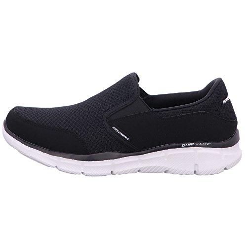Skechers Men's Equalizer Persistent Sneakers - BKW°black/white lLPooIZ1W