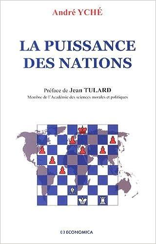Livres Puissance des nations (La) pdf ebook