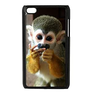 Monkey Phone Case For Ipod Touch 4 [Pattern-1] by mcsharks