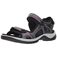 ECCO Shoes Women's Offroad Yucatan Athletic Sandals