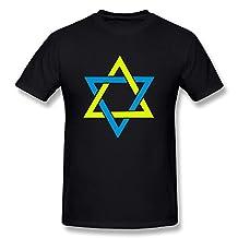 KEMING Men's Star T-shirt M